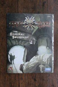 Eternal Boundary Planescape AD&D 2nd Edition Module Adventure TSR 2601 1994 VG