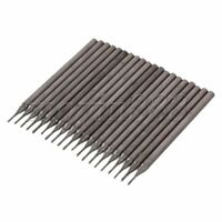 20 x Lapidary Diamond Coated Hole Drill Solid Bits Needle Gems Glass Tile 0.5mm