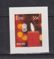 UMM MNH STAMP SET 2012 IRELAND EIRE CHRISTMAS SELF-ADHESIVE S/A  CANDLES SG 2145