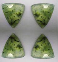 Details about  /Rarest Lot Natural Prehnite 15x20 mm Octagon Cabochon Loose Gemstone