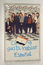 Como Me Gusta Hablar Espanol by CLOUDS (Audio Cassette Sealed)