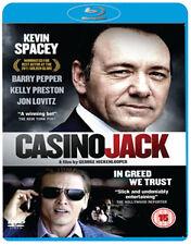 CASINO JACK - BLU-RAY - REGION B UK