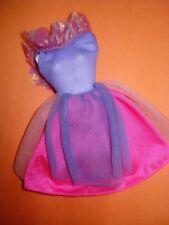 Vtg Barbie Superstar 80s Doll Clothes Gift Giving Dress 1987 1922 #1
