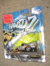 Maisto Hoodz Ford F-350 Diecast 1/64 Scale Grey MOC 2004
