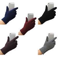 Fashion Winter Outdoor Women Warm Gloves Touch Screen Sport Ski Gloves Mittens