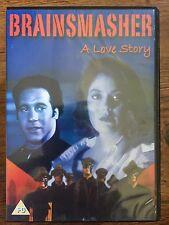 Andrew Dice Clay Teri Hatcher BRAINSMASHER: A LOVE STORY Albert Pyun UK DVD