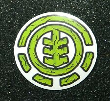 Elements Vinyl Sticker