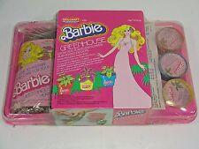 NEW - Skilcraft Barbie Greenhouse 4180 - Grow Real Plants & Flowers - 1983  RARE