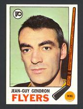 1969-70 Topps Hockey Jean-Guy Gendron #96 - Philadelphia Flyers - Mint