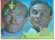 2005 RITTENHOUSE THE COMPLETE LOST IN SPACE FACES OF DR. SMITH INSERT CARD #F6