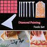 5D Diamond Painting Tool Embroidery Kit Art Painting Accessories