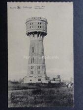 WW1 Belgium Ruines de ZEEBRUGGE No.19 1914-18 Water Works