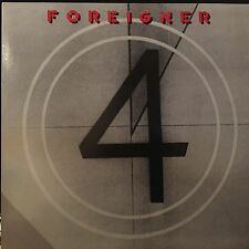 FOREIGNER 4 LP 1981 ATLANTIC SD 16999 INNER RECORD CLUB