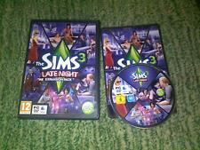 Les Sims 3 Late Night Expansion Pack PC Windows Ou Mac