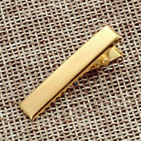 20 pcs Gold Color Alloy Metal Hair Clips Clamps Crocodile Alligator Many Size
