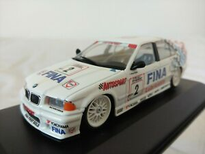 Minichamps 1/43 Scale BMW 318i Model Car Warsteiner 2, FINA Lubricants Autosport