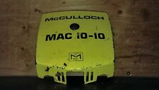 MCCULLOCH SP 10 10 10-10 TOP AIR FILTER COVER PIECE AS SHOWN NOT FOR ALL 10 10'S