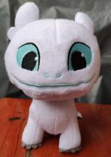 How to Train Your Dragon 3 Plush Toy Light Fury White Dragon Stuffed plush toy