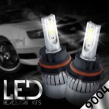 Xentec Led Hid Headlight kit 9004 Hb1 White 1988-1990 Oldsmobile Cutlass Calais (Fits: Volvo 240)