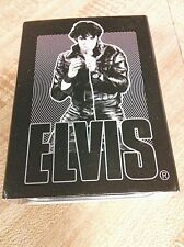 "ELVIS Collectible Zippo ""King of Rock 'N Roll"" Silhouette Lighter New in Box"