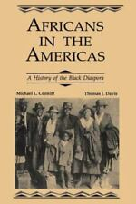 Africans in the Americas: A History of the Black Diaspora, Davis, Thomas J., Con