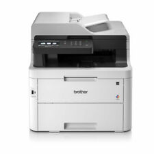Brother MFCL3750CDW Multifunction LED Laser Printer
