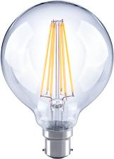 Crompton LED G95 Filament Lamp 7 Watts 2700k Bc22 Fitting
