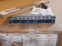 NEW Cisco UCS C250 M2 R250-2480805W Server Chassis 1x PWR 64GB RAM 2x X5670 Xeon
