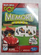 Angry Birds Go! Memory Game Hasbro Gaming 48 Cards Family Game Educatiional