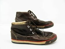 Keen 13022 Timmons Mens Brown Chukka Boot Sneaker Shoe 44.5  11M Pre Owned #A7