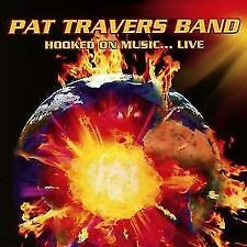 Travers, Pat nastro-hooked on music... Live/0