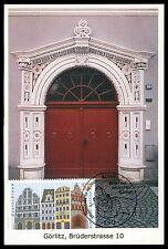 BUND MK GÖRLITZ PRIVATE !! MAXIMUMKARTE CARTE MAXIMUM CARD MC CM cd67