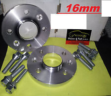 kit 4 Distanziali Ruota DAEWOO CHEVROLET AVEO TYPE CLASS 4 FORI HOLES 16mm