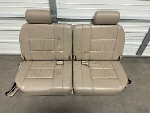 1998-2007 Toyota Land Cruiser Lexus LX470 Third 3rd Row Leather Seat Right Left