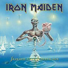 Iron Maiden - Seventh Son Of A Seventh Son vinyl LP IN STOCK NEW/SEALED