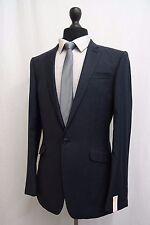 Men's Next Azul Marino Traje Chaqueta Blazer 38 L SS9296