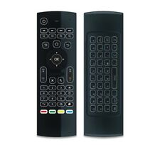 Backlit Air Mouse IR Universal Remote Control Multifunction Mini 2.4G Motion