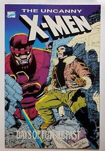 Uncanny X-Men in Days of Future Past (1989 Marvel) VF