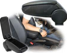 VW Passat B5 3B Center Armrest Arm Rest Armrest Rest Leather Black