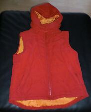 Weste  Gr. 152 rot/orange Mädchen von Crashone mit Kaputze