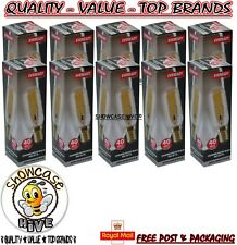 10 x Eveready 30w = 40w Halogen Cooker Hood Bulb E14 SES Small Edison Screw 40w