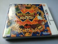 Inazuma Eleven 3: Bomb Blast (Nintendo 3DS, 2013) NEW SEALED