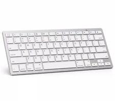 OMOTON Ultra-Slim Bluetooth Keyboard Compatible with iPad