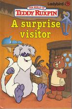 LADYBIRD BOOK - THE WORLD OF TEDDY RUXPIN - A SURPRISE VISITOR - 1989 - VG Con
