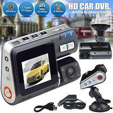 Panel LCD HD Automóvil DVR Cámara IR Visión Nocturna DVR Video Grabadora Cámara en Tablero Nuevo