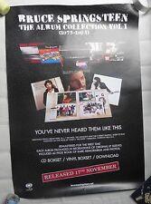 Bruce Springsteen Album Collection No1  Official Promo Poster