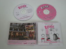BRUCE BROUGHTON/ELOISE AT THE PLAZA+AT CHRISTMAST.(INTRADA ISE 1009) 2XCD ALBUM