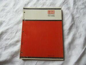 Case 420B crawler tractor parts catalog book manual