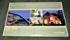 New Lutron Maestro Wireless Welcome Home Lighting Control System w Repeater More