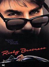 Risky Business (Dvd, 1997) Tom Cruise, Rebecca De Mornay *New* Factory Sealed